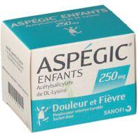 ASPEGIC ENFANTS 250, poudre pour solution buvable en sachet-dose à Agen