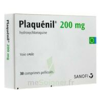 PLAQUENIL 200 mg, comprimé pelliculé à Agen