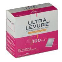 ULTRA-LEVURE 100 mg Poudre pour suspension buvable en sachet B/20 à Agen