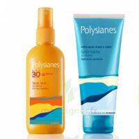 Polysianes SPF30 Spray lacté 150ml + Gelée fraîche 200ml à Agen