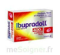 IBUPRADOLL 400 mg Caps molle Plq/10 à Agen
