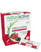 Naturactive Phytothérapie Fluides Solution buvable circulation 15Sticks/10ml à Agen