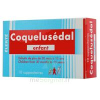 COQUELUSEDAL ENFANTS, suppositoire à Agen