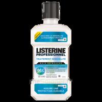 Listerine Professionnel Bain bouche traitement sensibilité 500ml à Agen