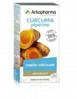 Arkogelules Curcuma Pipérine Gélules Fl/45 à Agen