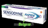 Sensodyne Rapide Pâte Dentifrice Dents Sensibles 75ml à Agen
