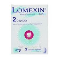 LOMEXIN 600 mg Caps molle vaginale Plq/2 à Agen