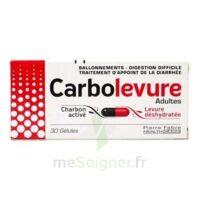 CARBOLEVURE Gélules adulte Plq/30 à Agen
