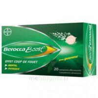 Beroccaboost Comprimés effervescents B/20 à Agen