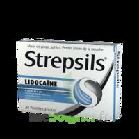 Strepsils lidocaïne Pastilles Plq/24 à Agen