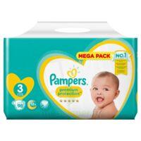 PAMPERS PREMIUM PROTECTION MEGA PACK 6-10kg à Agen