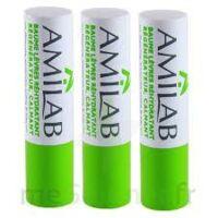 Amilab Baume labial réhydratant et calmant lot de 3 à Agen