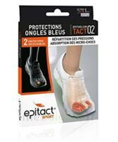 EPITACT SPORT PROTECTIONS ONGLES BLEUS EPITHELIUMTACT 02, médium à Agen