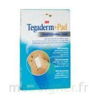 Tegaderm + Pad, 5 Cm X 7 Cm , Bt 10 à Agen
