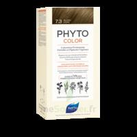Phytocolor Kit Coloration Permanente 7.3 Blond Doré à Agen