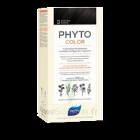 Phytocolor Kit Coloration Permanente 3 Châtain Foncé à Agen