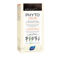 Phytocolor Kit coloration permanente 4.77 Châtain marron profond à Agen