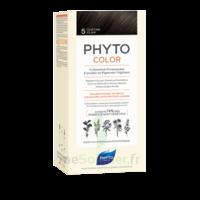 Phytocolor Kit Coloration Permanente 5 Châtain Clair à Agen