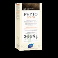 Phytocolor Kit Coloration Permanente 5.3 Châtain Clair Doré à Agen