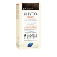 Phytocolor Kit Coloration Permanente 5.7 Châtain Clair Marron à Agen