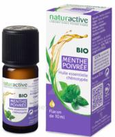 Naturactive Huile essentielle bio Menthe poivrée Fl/10ml à Agen