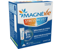 Magnevie Stress Resist Poudre orale B/30 Sticks à Agen