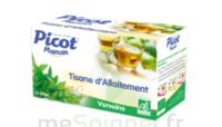 Picot Maman Tisane D'allaitement Verveine 20 Sachets à Agen