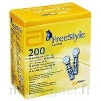 Freestyle Papillon Lancettes B/200 à Agen