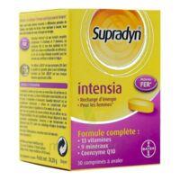 Supradyn Intensia Comprimés B/30 à Agen