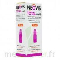 Neovis Total Multi S Ophtalmique Lubrifiante Pour Instillation Oculaire Fl/15ml à Agen