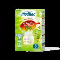 Modilac Céréales Farine 4 Fruits quinoa bio à partir de 6 mois B/230g à Agen