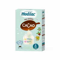 Modilac Céréales Farine Cacao à partir de 6 mois B/300g à Agen
