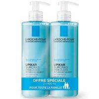 Lipikar Savon liquide surgras peau sèche et très sèche 2*400ml à Agen
