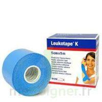 LEUKOTAPE K Sparadrap bleu ciel 5cmx5m à Agen