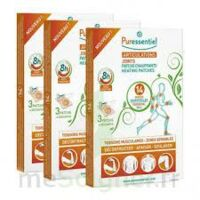 Puressentiel Articulations et Muscles Patch chauffant 14 huiles essentielles lot de 3 à Agen