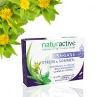 Naturactive Seriane Stress Et Sommeil 30gélules à Agen