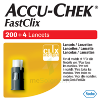 Accu-chek Fastclix Lancettes B/204 à Agen