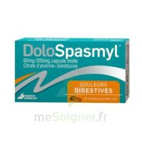 DOLOSPASMYL 60 mg/300 mg Caps molle Plq PVC/alu/20 à Agen