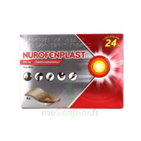 NUROFENPLAST 200 mg Emplâtre médic 4Sach à Agen