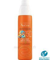 Avène Eau Thermale Solaire Spray Enfant 50+ 200ml à Agen