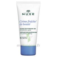 Crème fraiche® de beauté - masque hydratant 48h et anti-pollution50ml à Agen