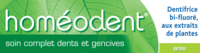 Boiron Homéodent Soin Complet Dents Et Gencives Pâte Dentifrice Anis 2t/75ml à Agen