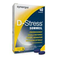 D-stress Sommeil Comprimés B/40 à Agen