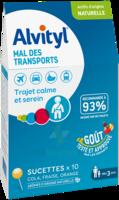 Alvityl Sucette Mal Des Transports B/10 à Agen