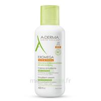 Aderma Exomega Control Crème émolliente Pompe 400ml à Agen