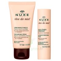 Rêve De Miel Crème Mains Et Ongles + Stick Lèvres Hydratant à Agen