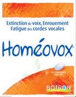 Boiron Homéovox Comprimés à Agen