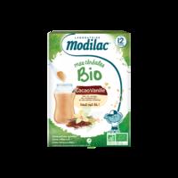 Modilac Céréales Farine Cacao Vanille Dès 12 Mois B/250g à Agen
