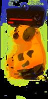 Cooper Bouillotte Silice enfant girafe à Agen