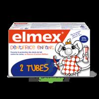 Elmex Duo Dentifrice Enfant, Tube 50 Ml X 2 à Agen